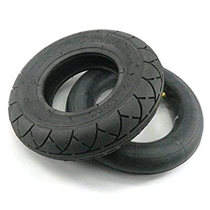 yunshuo 200x50 (20.3cmx5.1cm) Scooter Neumático & Cámara SET para cuchilla Bladez Mongoose, 2set: Amazon.es: Coche y moto