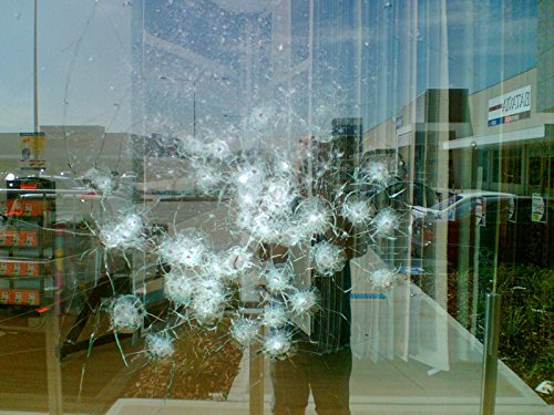 Clear Protect Vinyl Window Glass Wrap Shatterproof
