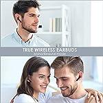 Auricolari-Bluetooth-HolyHigh-Cuffie-Wireless-In-Ear-Portatile-Custodia-di-Ricarica-con-Display-Digitale-Bluetooth-50-6H-Playtime-Prolungato-Hi-Fi-Stereo-Auto-Pairing-Tocco-Controllo-Attivazione-Siri