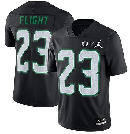d528ffe2f Image Unavailable. Image not available for. Color: Nike Men's Jordan Brand  Oregon Ducks Jumpman Limited Black Jersey ...