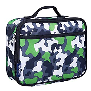 Wildkin Lunch Box, Green Camo (B004NWLYV0) | Amazon Products