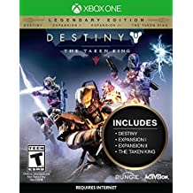 Destiny The Taken King - Xbox One English Edition