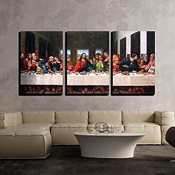 Amazon Leonardo DaVinci s Last Supper Prints Posters & Prints