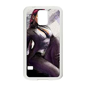 Samsung Galaxy S5 White phone case Video Games Super Street Fighter 4 VGS4288798