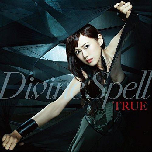 True - Regalia The Three Sacred Stars (Anime) Intro Theme: Divine Spell [Japan CD] LACM-14511