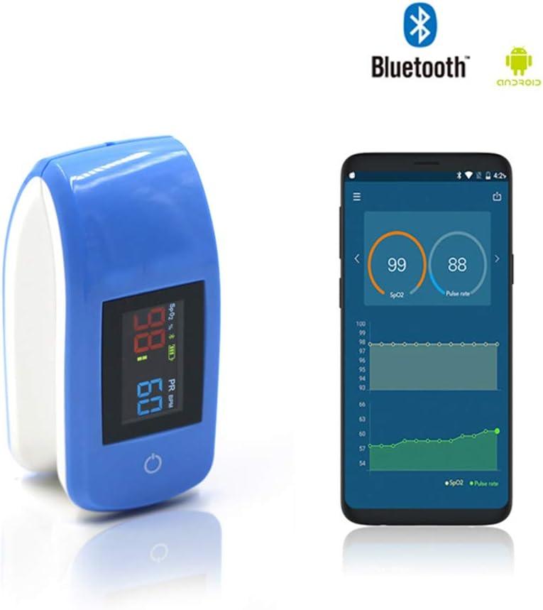Pulsioximetro bluetooth
