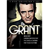 Cary Grant 4-Disc Collector's Set