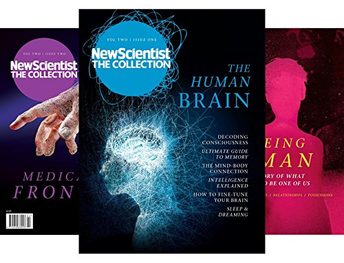 New Scientist: The Collection Volume Two (5 Book Series)