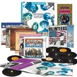 Jefferson Airplane The Cd Vinyl Replica Collection