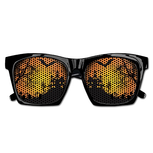 Halloween Church Night Party Sunglasses Mesh Lens Glasses Costume Eyewear For Groom Party Wedding Props