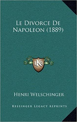 Le Divorce de Napoleon (1889)