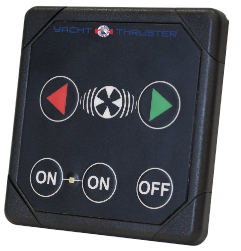 Yacht Thruster Touchpad (Thruster Control)