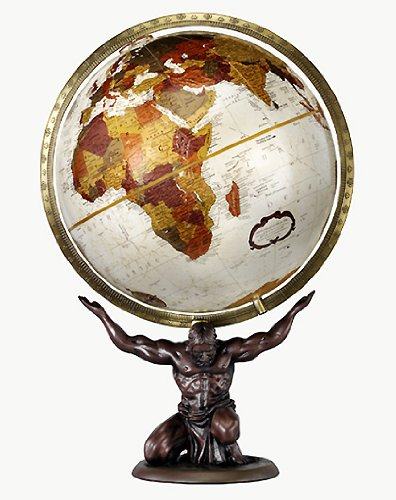 Replogle Globes 12 Inch Bronze Metallic product image