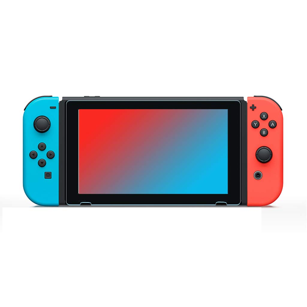 Shaoge Ultra Clear Full HD Screen Protective Film Surface Guard Cover for Nintend Switch NS Protector Cover Skin