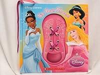 Tie Your Shoes : Disney Princess