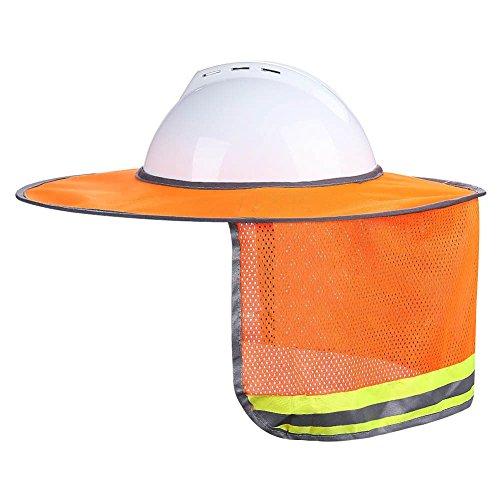 7201d47776b Galleon - Uspeedy 2 Pack Hard Hat Sun Shield