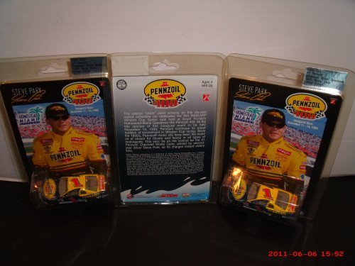 steve-park-pennzoil-400-inaugaral-race-november-11-14-1999-164-scale-die-cast-collectible