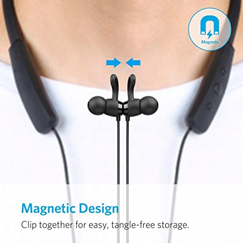Refurbished Anker SoundBuds Rise Bluetooth Headphones kida.in