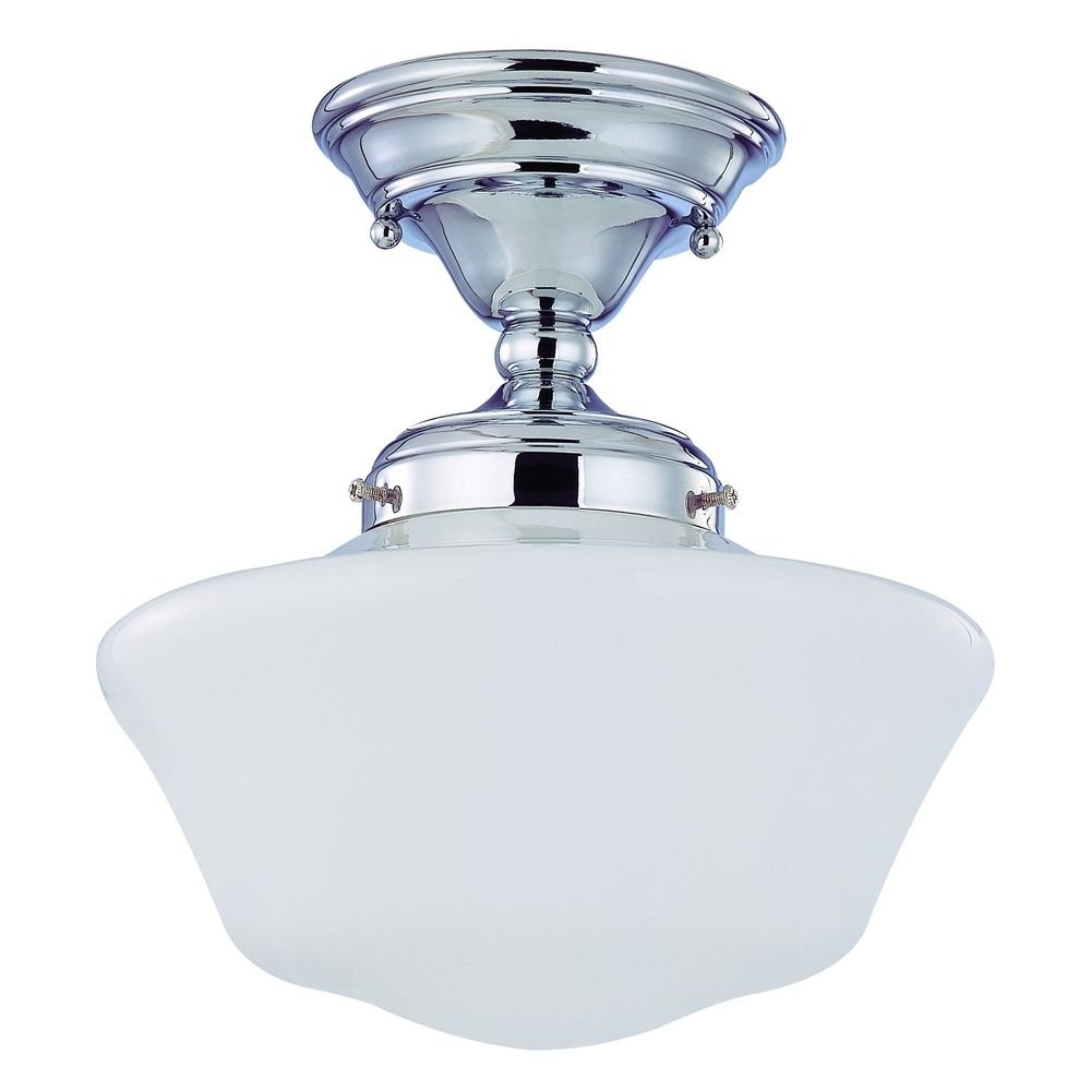 olona light polished beads ceiling glass diffuser mount dar crystal semi and chrome flush