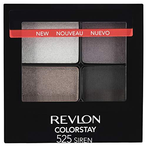 Price comparison product image Revlon ColorStay 16 Hour Eye Shadow Quad,  Siren
