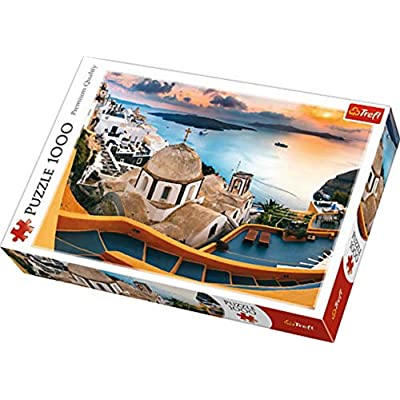 Trefl Puzzle Santorini Da Favola Trf10445