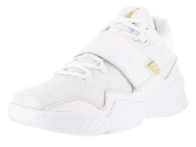 86057e3b7650d7 Jordan Mens Jordan J23 White Platinum Gold Size 11.5