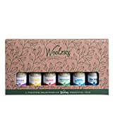 Woolzies Essential oil gift set of 6 most popular essential oils (Popular oils)