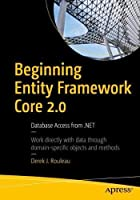 Beginning Entity Framework Core 2.0: Database Access from .NET Front Cover