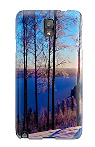 3423059K16936528 High Quality Sunset Tpu Case For Galaxy Note 3