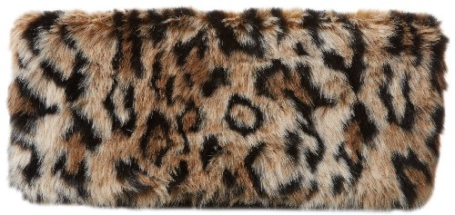 Juicy Couture Hollywood Hills Faux Fur Clutch Clutch