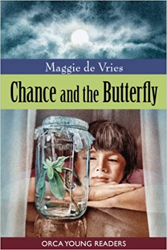 Online-Google-Bücher-Downloader im PDF-Format Chance and the Butterfly (Orca Young Readers) by Maggie De Vries PDF FB2 iBook