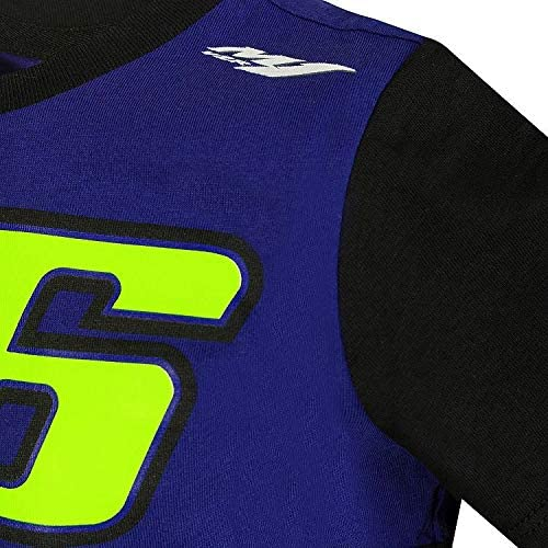 Racing T-Shirt Valentino Rossi Unisex Kinder Yamaha Dual