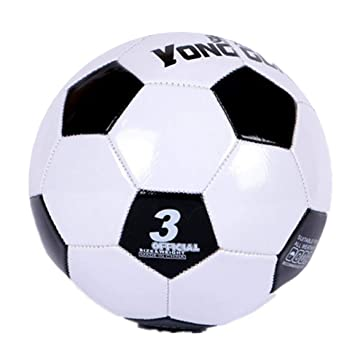 Aisoway Balón de fútbol clásico Material PVC máquina de Costura ...