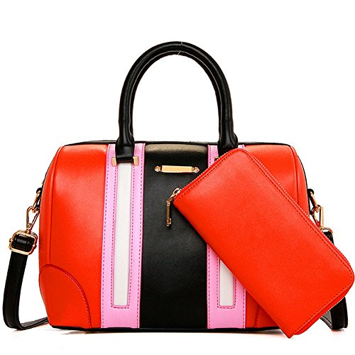 KaiSasi New Womens Boston Handbag Retro Shoulder Diagonal - Where To Boston Shop Outlets In