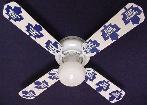 Ceiling Fan Designers Ceiling Fan, NHL Toronto Maple Leafs Hockey, ()