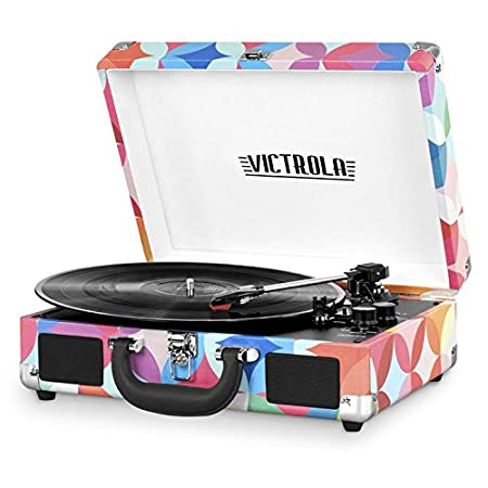 Review Victrola Suitcase Record Player