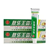Handfly Herbal Antibacterial Anti-Itching Cream Chinese Medical Dermatitis Eczema Treatment Body Skin Care Skin Protection (1 Pcs)
