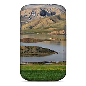 Galaxy S3 Case, Premium Protective Case With Awesome Look - Amazing Landscape