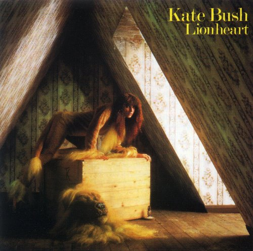 Image result for KATE BUSH LIONHEART