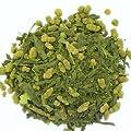 Matcha GenmaiCha Premium 7.0 oz Loose Green Tea with Brown Rice and Matcha