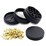Best Herb Grinders - Herb Grinder, Qulable Portable Tobacco Spice Weed Grinder Review