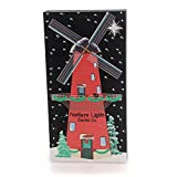 CATS MEOW VILLAGE NORTHERN LIGHTS ELECTRIC CO. Wood North Pole Series 17922