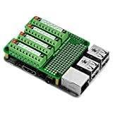Electronics-Salon Pi Screw Terminal Block Breakout Module, for Raspberry Pi.