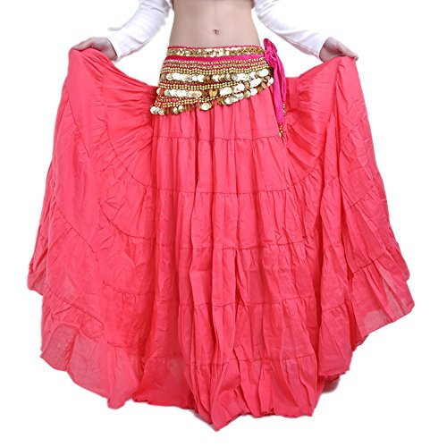 Traditional Bomba Tribal Belly Dancer Dance Practice Renaissance Costume -