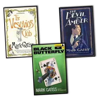Mark Gatiss A Lucifer Box Novel Series 3 Books Set Collection pdf epub