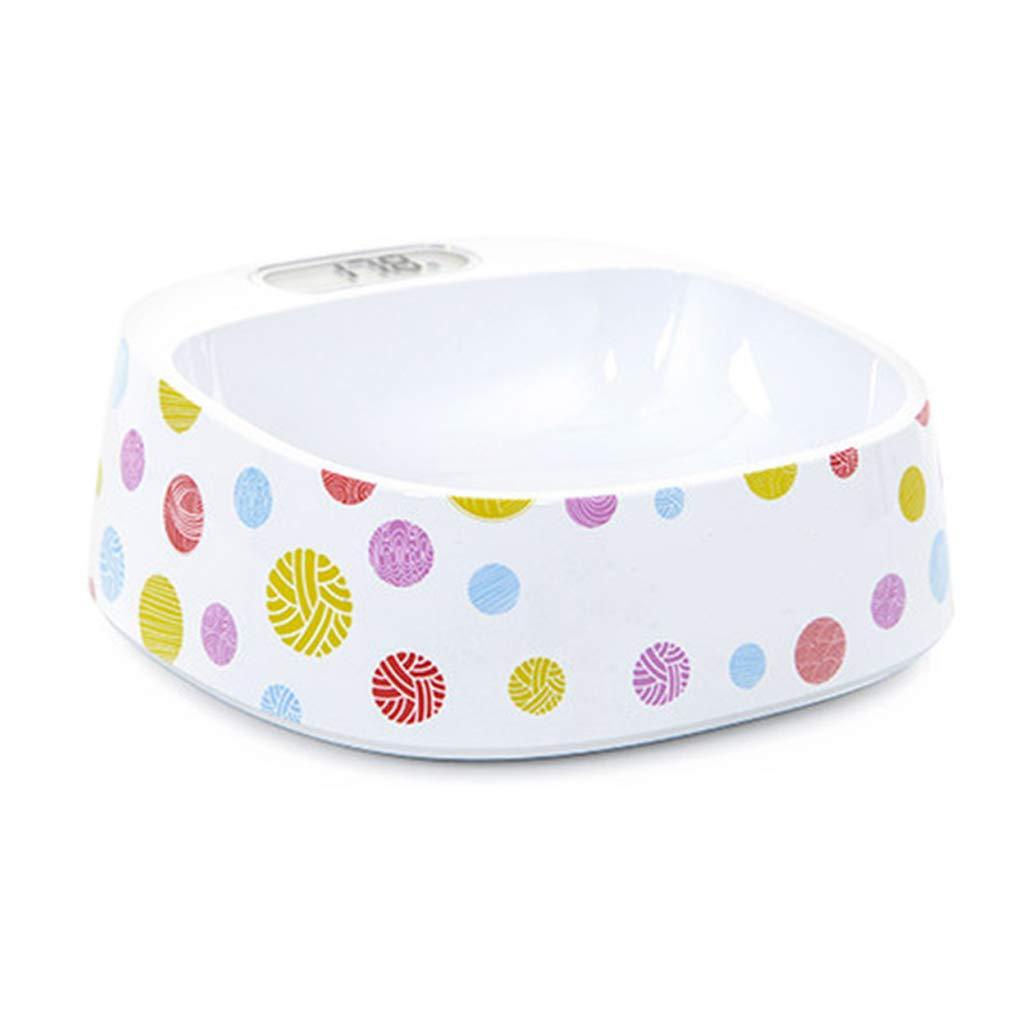 CQ Pet Supplies Creative Cute Bowl Cat Bowl Dog Bowl Weighing Bowl Cat Food Bowl