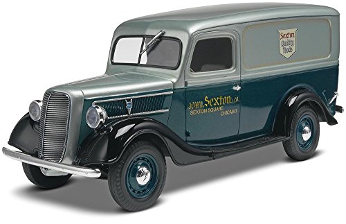 (Revell/Monogram 37 Ford Panel Delivery)