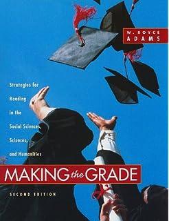 com the write stuff thinking through essays rd edition  making the grade