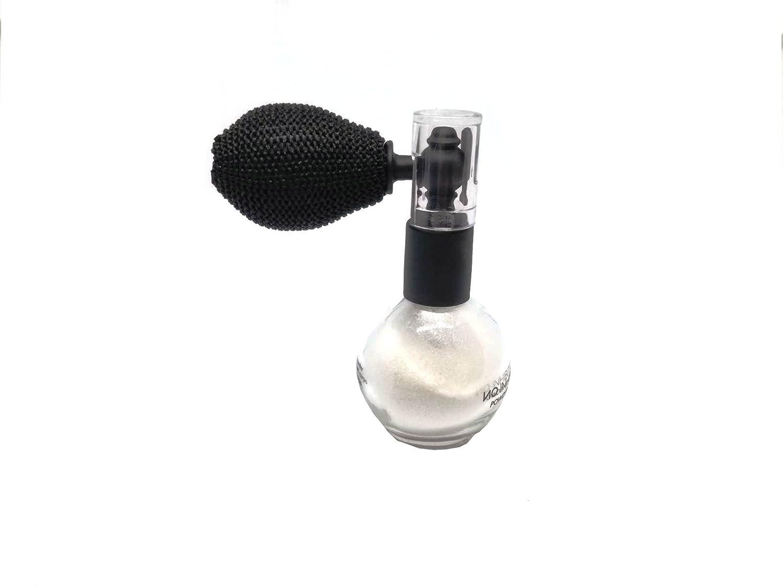 No inhibition powder bomb SILVER STAR oz 4.7 g polvere illuminante per il corpo glitter viso e decoltè PROMOZIONE SPEDIZIONE GRATUITA Z.one