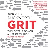 by Angela Duckworth (Author, Narrator), Simon & Schuster Audio (Publisher) (1073)  Buy new: $20.99$17.95